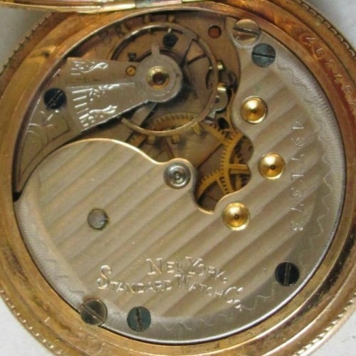 Image of New York Standard Watch Co.  #4971373 Movement