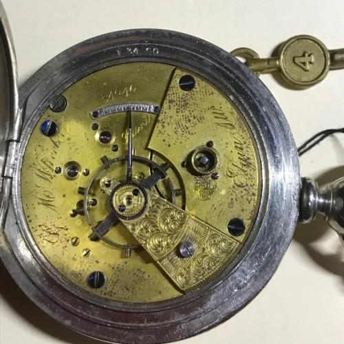Elgin Grade 57 Pocket Watch