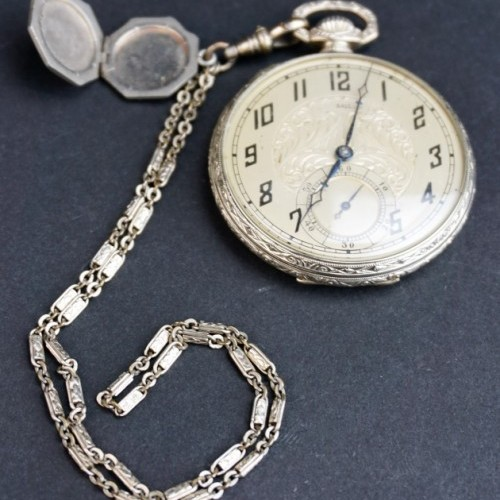 Ball - Illinois Grade Commercial Standard Pocket Watch Image