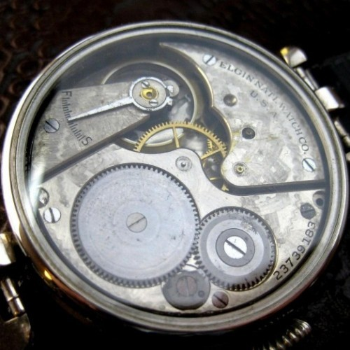 Image of Elgin 290 #23739183 Movement