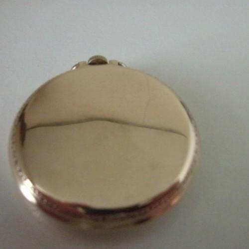 Bulova Grade 17AH Pocket Watch Image