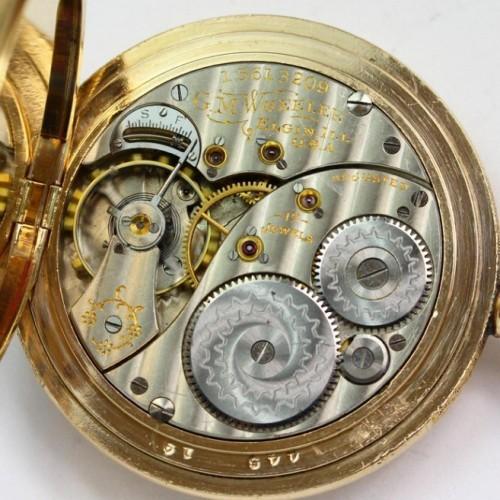 Elgin Grade 346 Pocket Watch Image