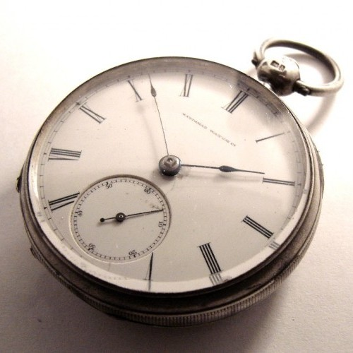 Elgin Grade 69 Pocket Watch Image