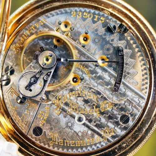 Image of Hamilton 941 #235015 Movement
