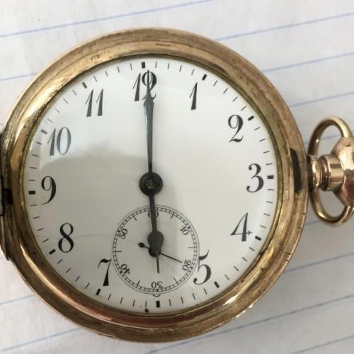 Longines Pocket Watch ...