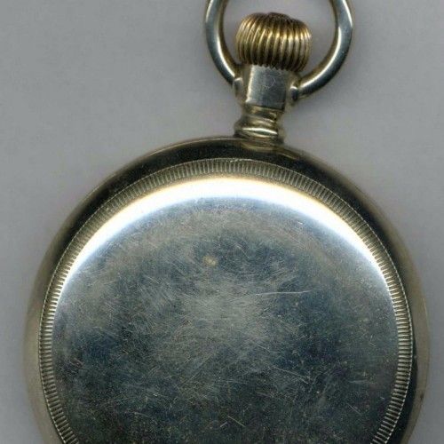 Rockford Grade 40 Pocket Watch Image