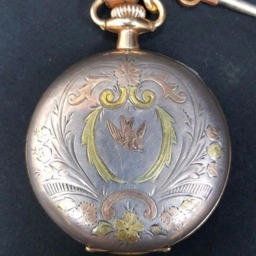 Philadelphia Watch Co. Grade  Pocket Watch Image