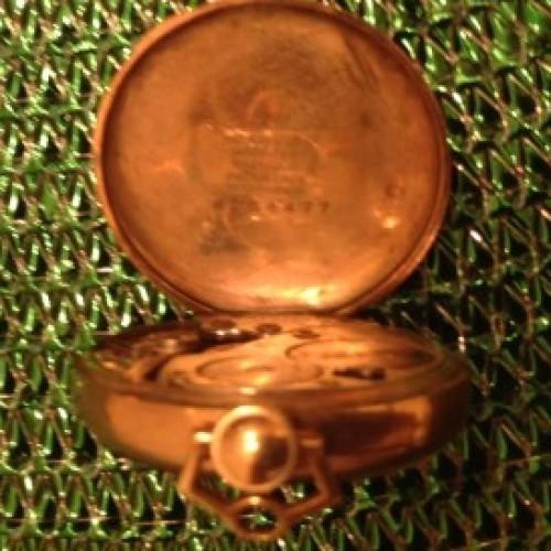 Rockford Grade 190 Pocket Watch Image
