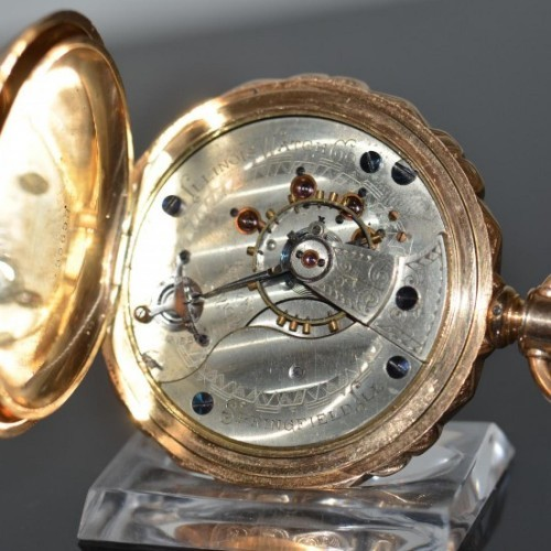 Illinois Grade 61 Pocket Watch