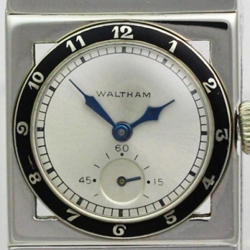 Waltham Grade No. 465 Pocket Watch Image