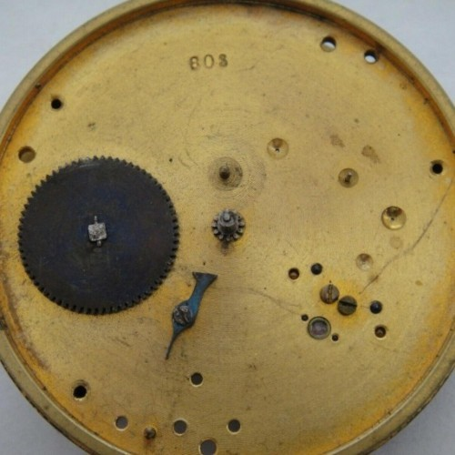 Auburndale Watch Co. Grade  Pocket Watch Image
