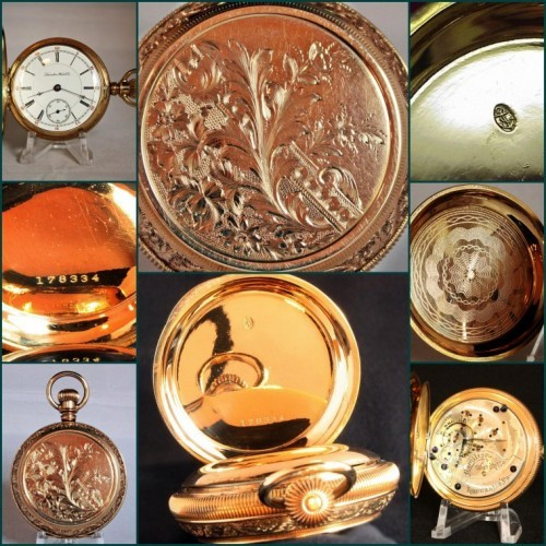 Hamilton Grade 933 Pocket Watch Image