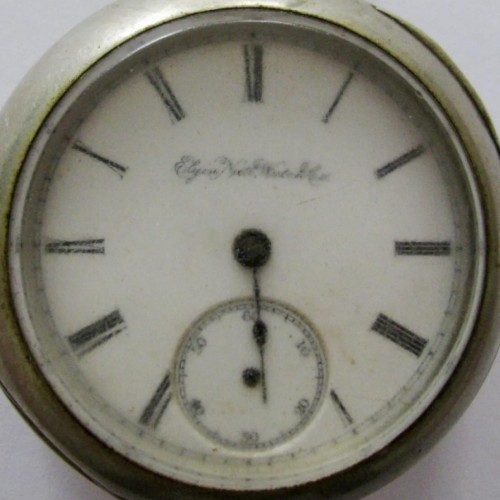 Image of Elgin 97 #3569798 Dial