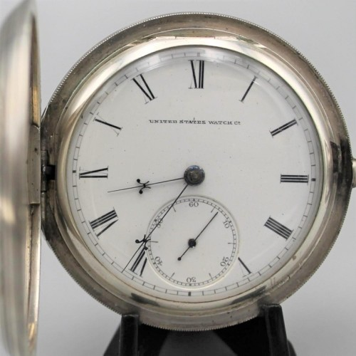 U.S. Watch Co. (Marion, NJ) Grade John W. Lewis Pocket Watch Image