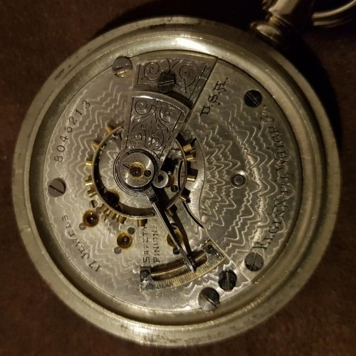 Elgin Grade 229 Pocket Watch Image