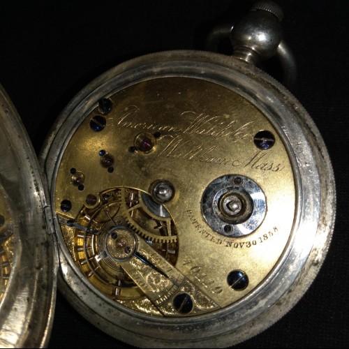 American Watch Co. Grade American Watch Co. Pocket Watch Image