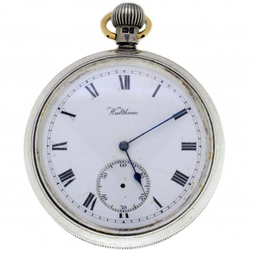 Waltham Grade Earl Pocket Watch Image