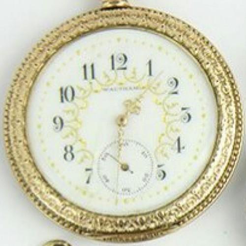 Waltham Grade Y Pocket Watch Image