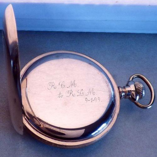Hamilton Grade 962 Pocket Watch Image