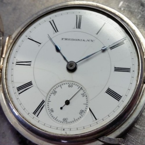 Fredonia Watch Co. Grade Special Pocket Watch Image