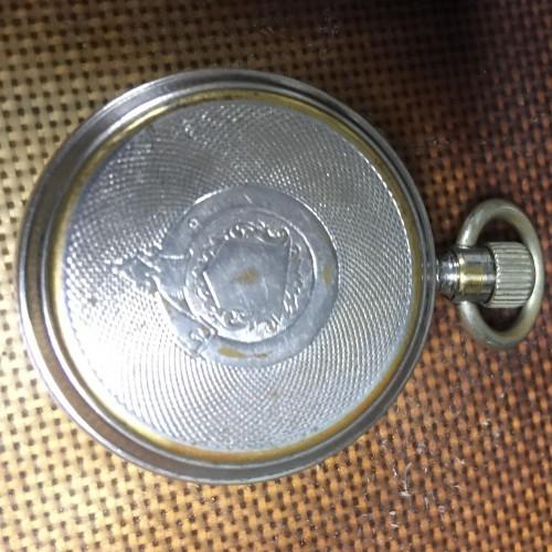 Benedict & Burnham Mfg. Co. Grade  Pocket Watch Image