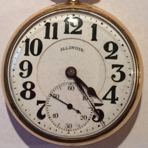 Image of Illinois Bunn Special #3918611 Dial