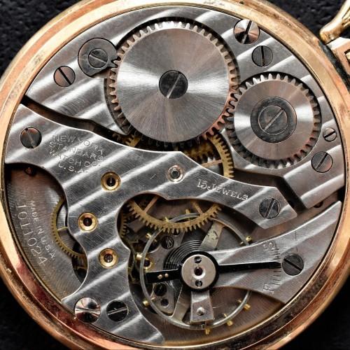 New York Standard Watch Co. Grade 1553 Pocket Watch Image