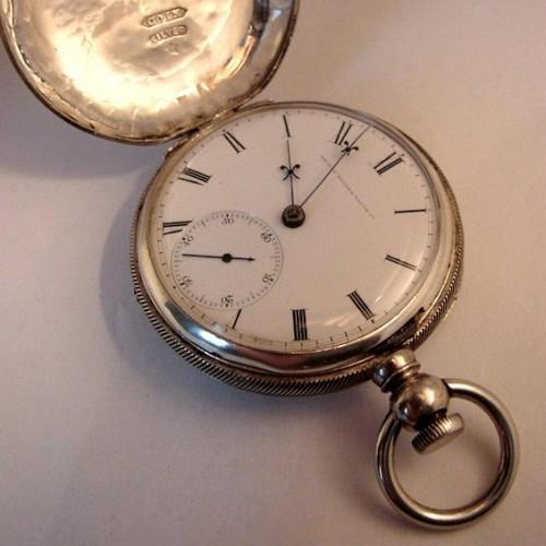 U.S. Watch Co. (Marion, NJ) Grade G.A.Read Pocket Watch Image