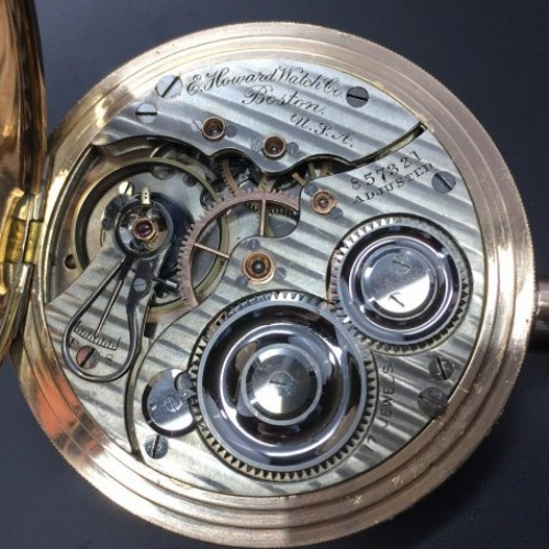 E. Howard Watch Co. (Keystone) Grade Series 2 Pocket Watch Image