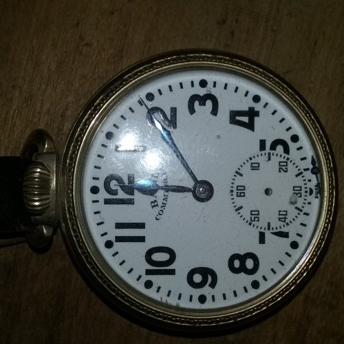 Ball Grade 435 Pocket Watch Image
