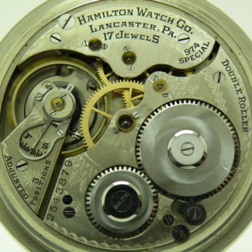 Image of Hamilton 974 Special #2543879 Movement