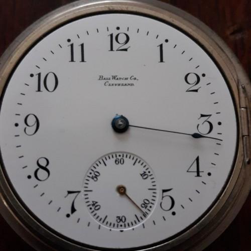 Ball - Waltham Grade Official Standard Pocket Watch