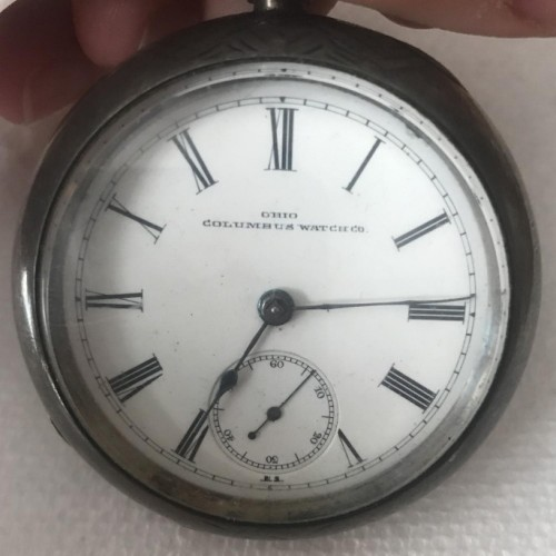 Image of Columbus Watch Co. Unknown #60019 Case
