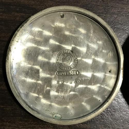 New York Standard Watch Co. Grade 173 Pocket Watch