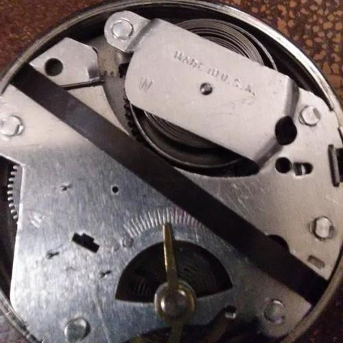 Westclox Grade Westclox Pocket Watch Image