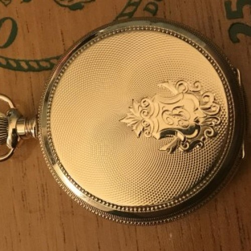 Elgin Grade 210 Pocket Watch Image