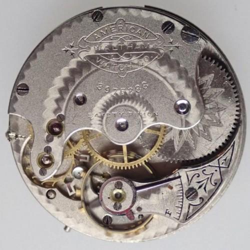 Waltham Grade F Pocket Watch Image
