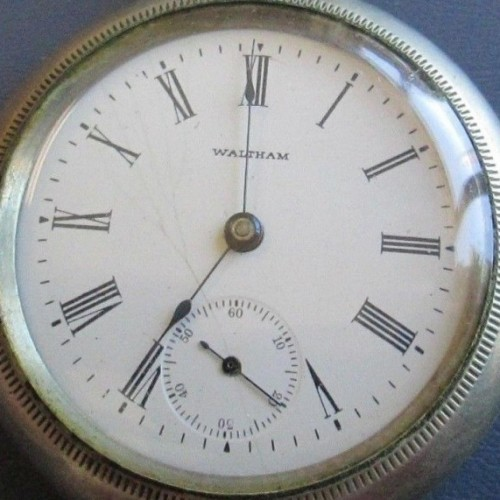 Image of Waltham No. 81 #11611492 Dial
