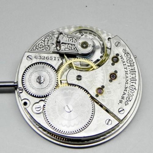 Waltham Grade No. 24 Pocket Watch Image