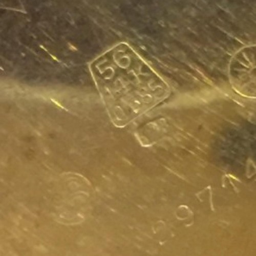 International Watch Co. (Swiss) Grade  Pocket Watch Image