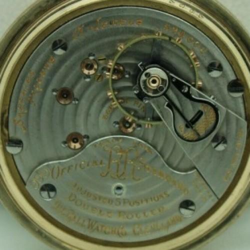 Ball - Hamilton Grade 999H Pocket Watch