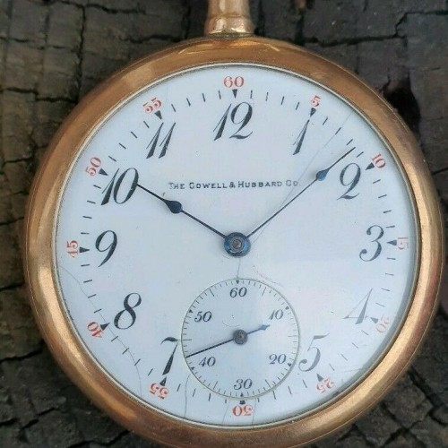 Illinois Grade 401 Pocket Watch Image