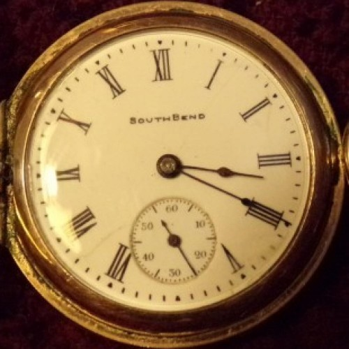 South Bend Grade 100 Pocket Watch Image