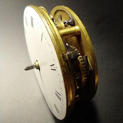 Other Grade Rich Daking - 1780's Pocket Watch Image