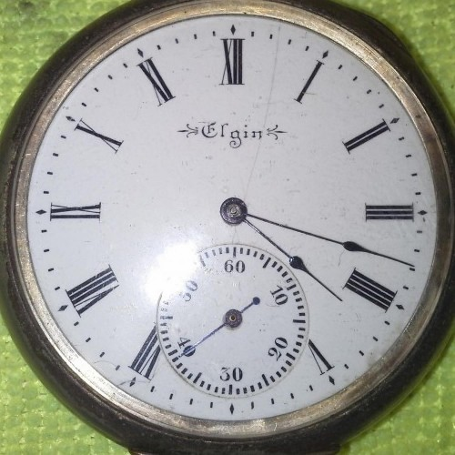 Elgin Grade 234 Pocket Watch Image