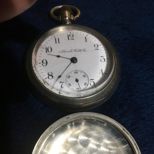 Illinois Grade 59 Pocket Watch Image
