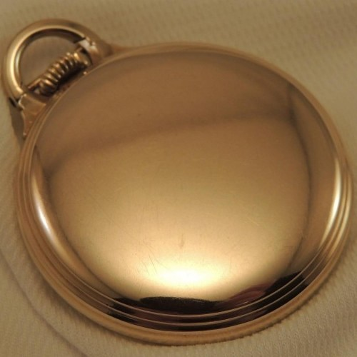 Hamilton Grade 992E Pocket Watch