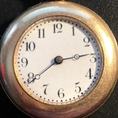 New England Watch Co. Grade  Pocket Watch Image