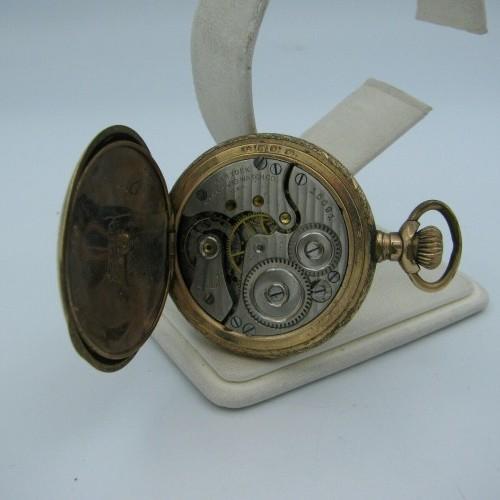 New York Standard Watch Co. Grade 306 Pocket Watch Image