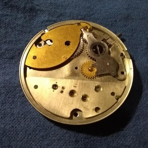 Hampden Grade State Street Pocket Watch Image